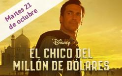 Concurso – Preestreno de la película El chico del Millón de Dólares