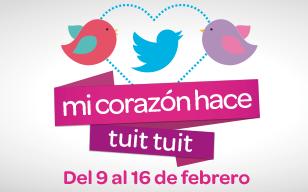 Corazón Tuit Tuit