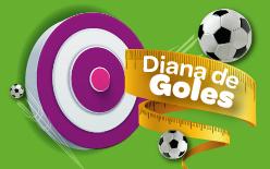 Diana de goles