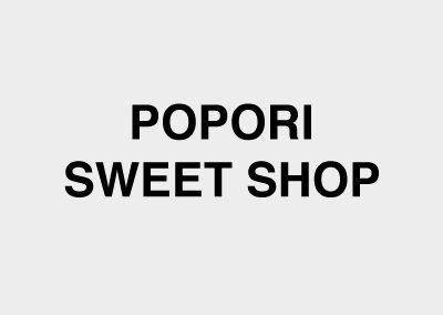Popori Sweet Shop