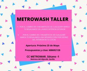 Metrowash-taller
